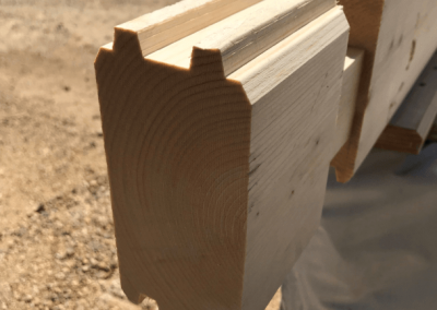 40mm thick timber